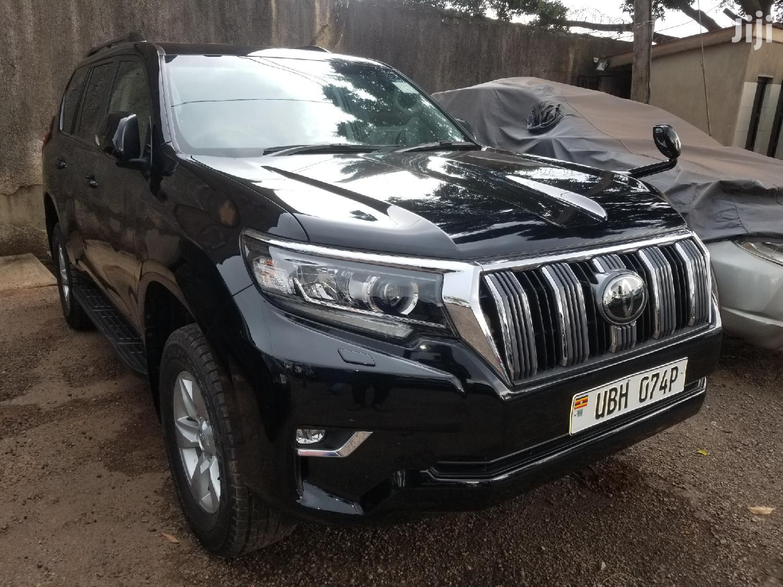 Toyota Land Cruiser Prado 2017 Black | Cars for sale in Kampala, Central Region, Uganda