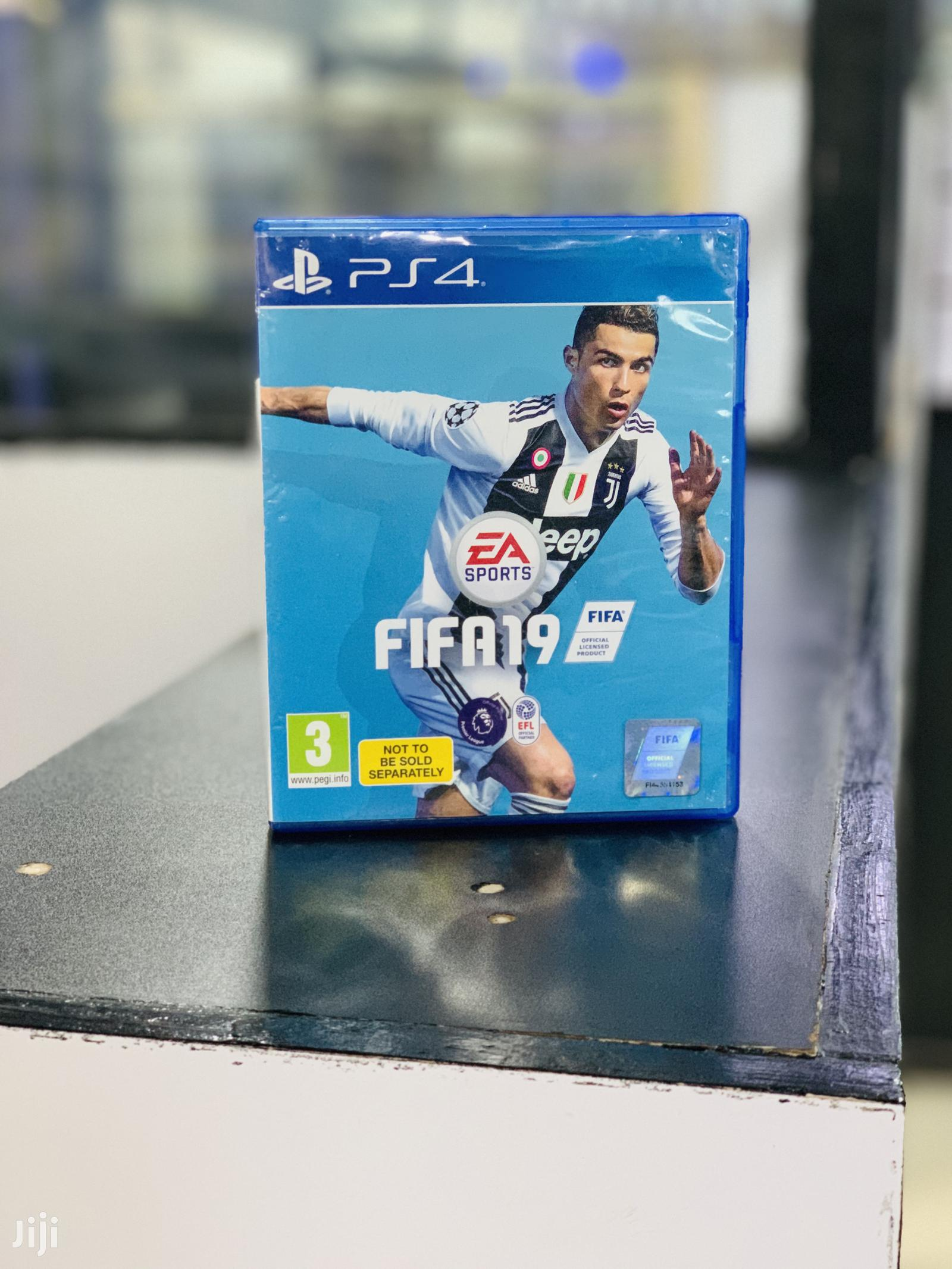 Archive: Fifa 19 Ps4 Game