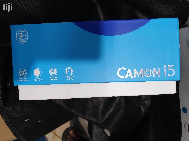 New Tecno Camon 15 64 GB | Mobile Phones for sale in Kampala, Central Region, Uganda