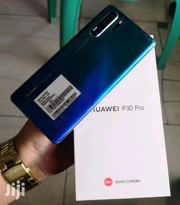 New Huawei P30 Pro 256 GB Blue