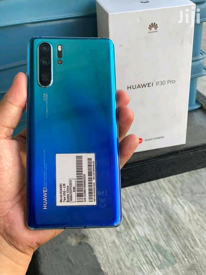 New Huawei P30 Pro 256 GB Blue | Mobile Phones for sale in Kampala, Central Region, Uganda