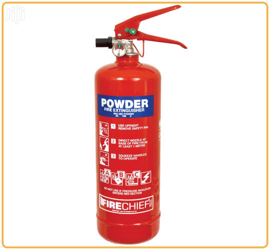 Fire Extinguisher ABC Powder 25kg