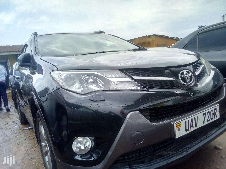 Archive: Toyota RAV4 2014 Black