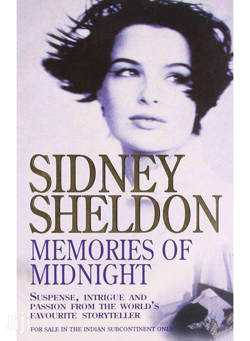 Archive: Memories of Midnight (Novel) by Sidney Sheldon