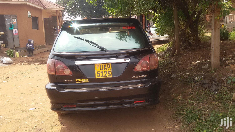 Toyota Harrier 1998 Black | Cars for sale in Kampala, Central Region, Uganda