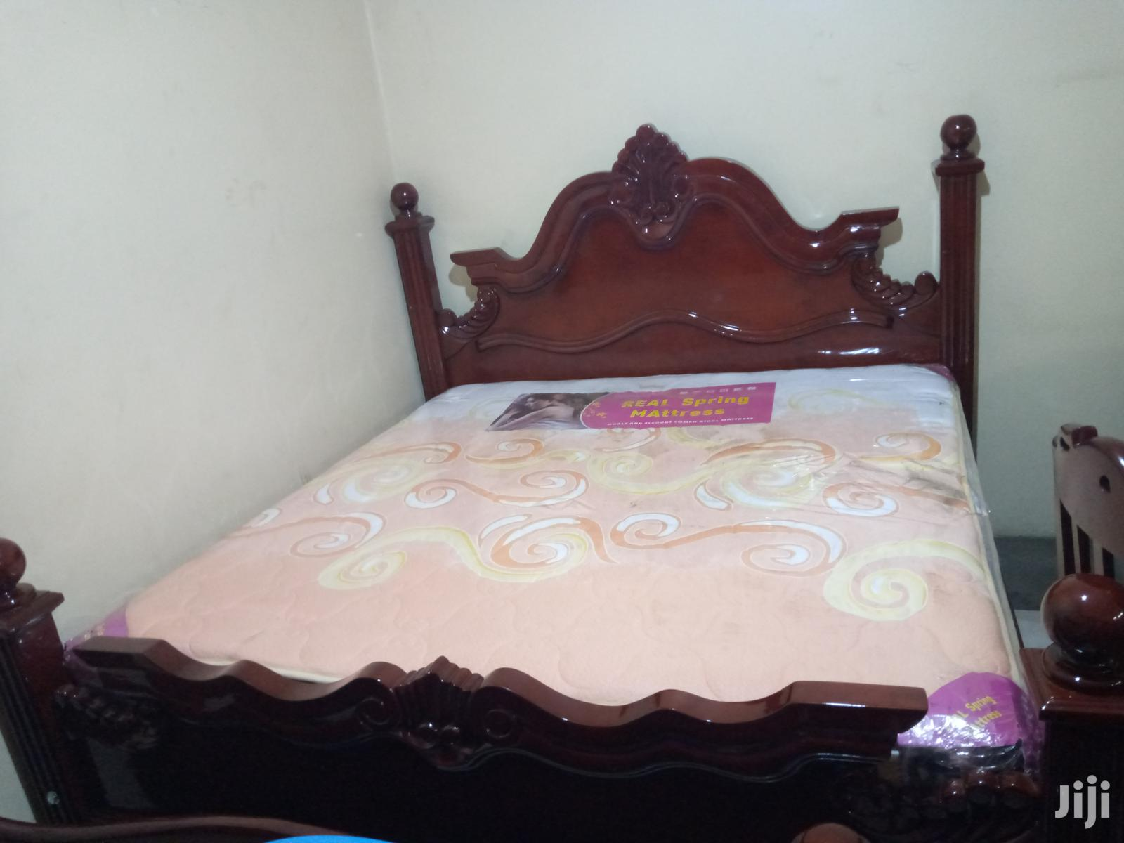 Bed 6 By 6