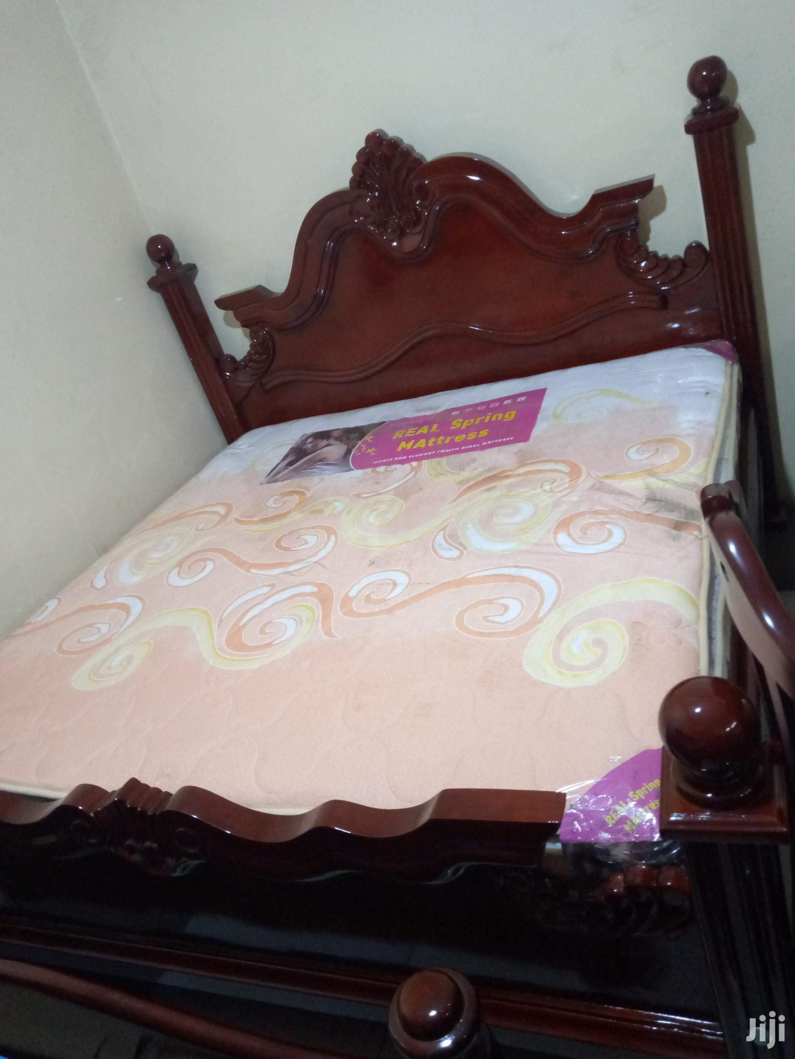 Bed 6 By 6   Furniture for sale in Kampala, Central Region, Uganda