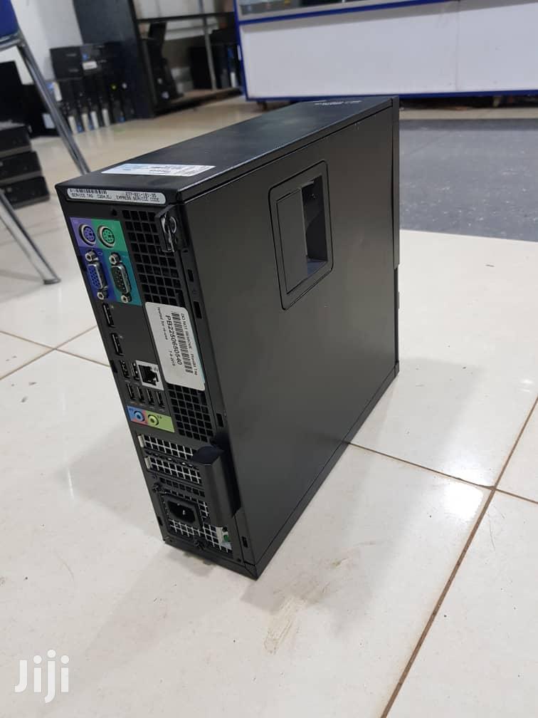 Desktop Computer Dell 4GB Intel Core i5 HDD 500GB | Laptops & Computers for sale in Wakiso, Central Region, Uganda