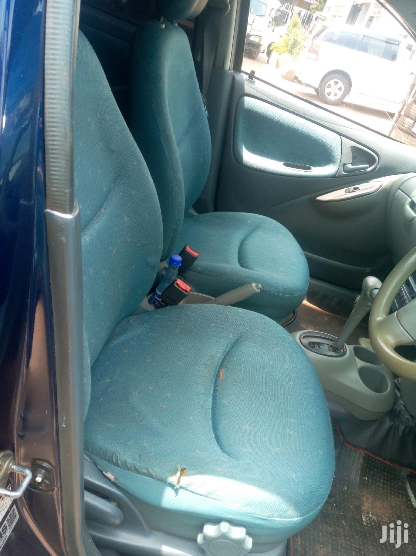 Toyota Vitz 1999 Blue | Cars for sale in Kampala, Central Region, Uganda