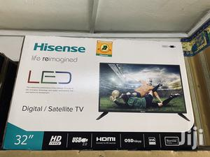 Hisense LED Flat Screen TV 32 Inches | TV & DVD Equipment for sale in Central Region, Kampala