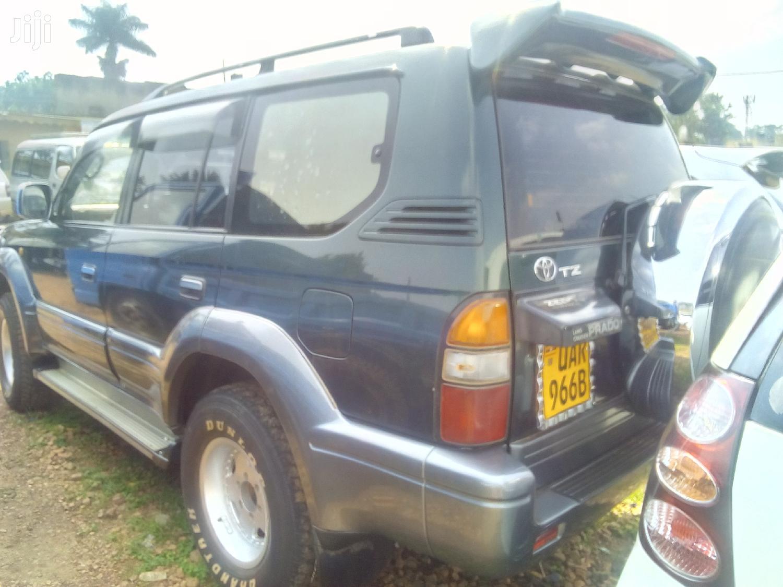 Toyota Land Cruiser Prado 1998 Blue | Cars for sale in Kampala, Central Region, Uganda