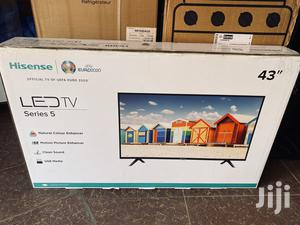 Hisense Digital Satellite Flat Screen TV 43 Inches   TV & DVD Equipment for sale in Central Region, Kampala