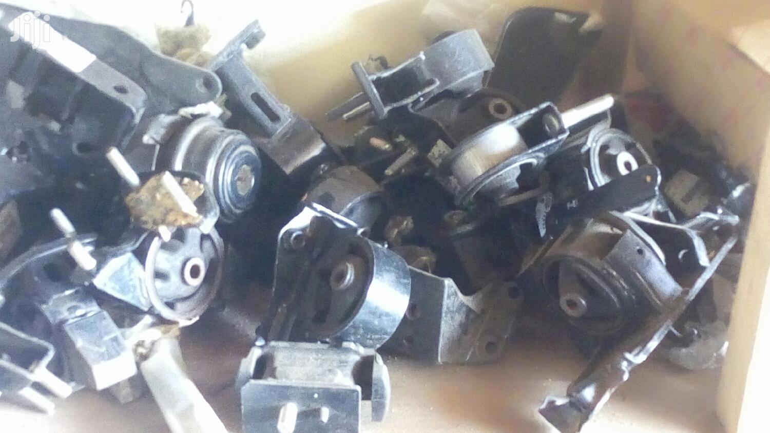 Archive: Engine Mounting
