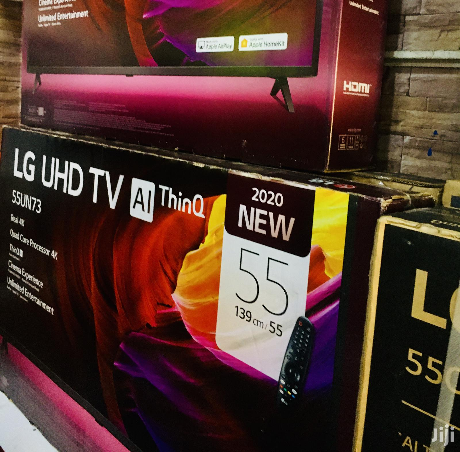 LG 55 Inches Uhd 4K Smart TV