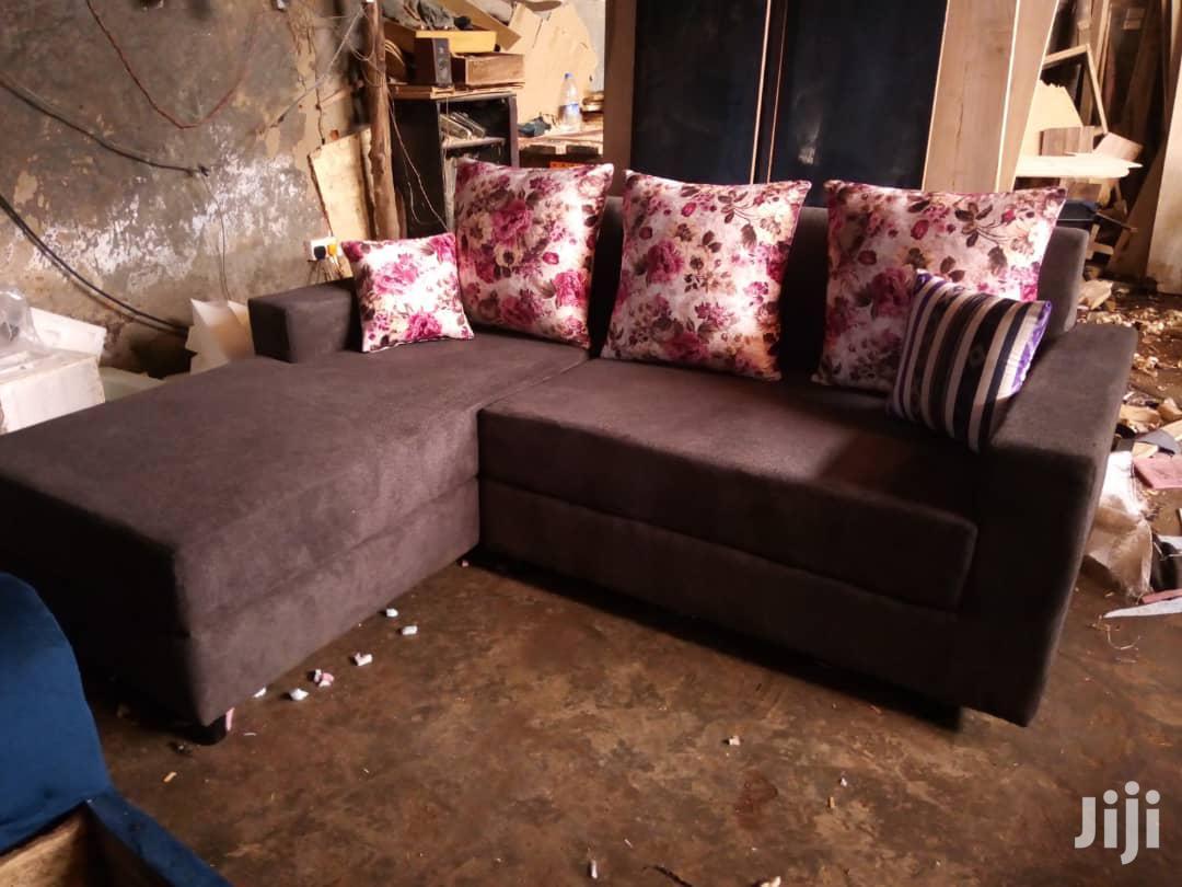 Archive: Min L 5 Seater Sofa Set
