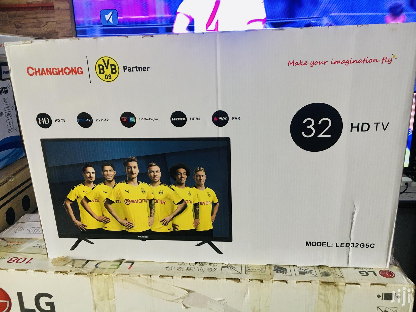 Changhong Smart TV 32 Inches | TV & DVD Equipment for sale in Kampala, Central Region, Uganda