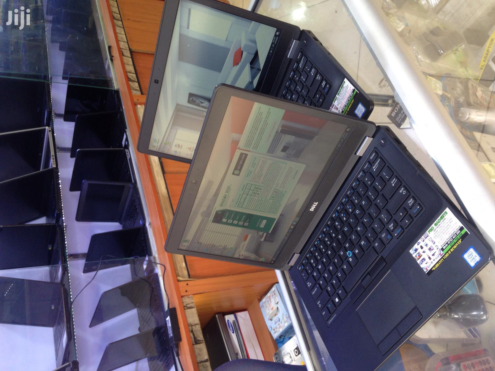 Archive: Laptop Dell Latitude 14 E5470 8GB Intel Core I5 HDD 320GB