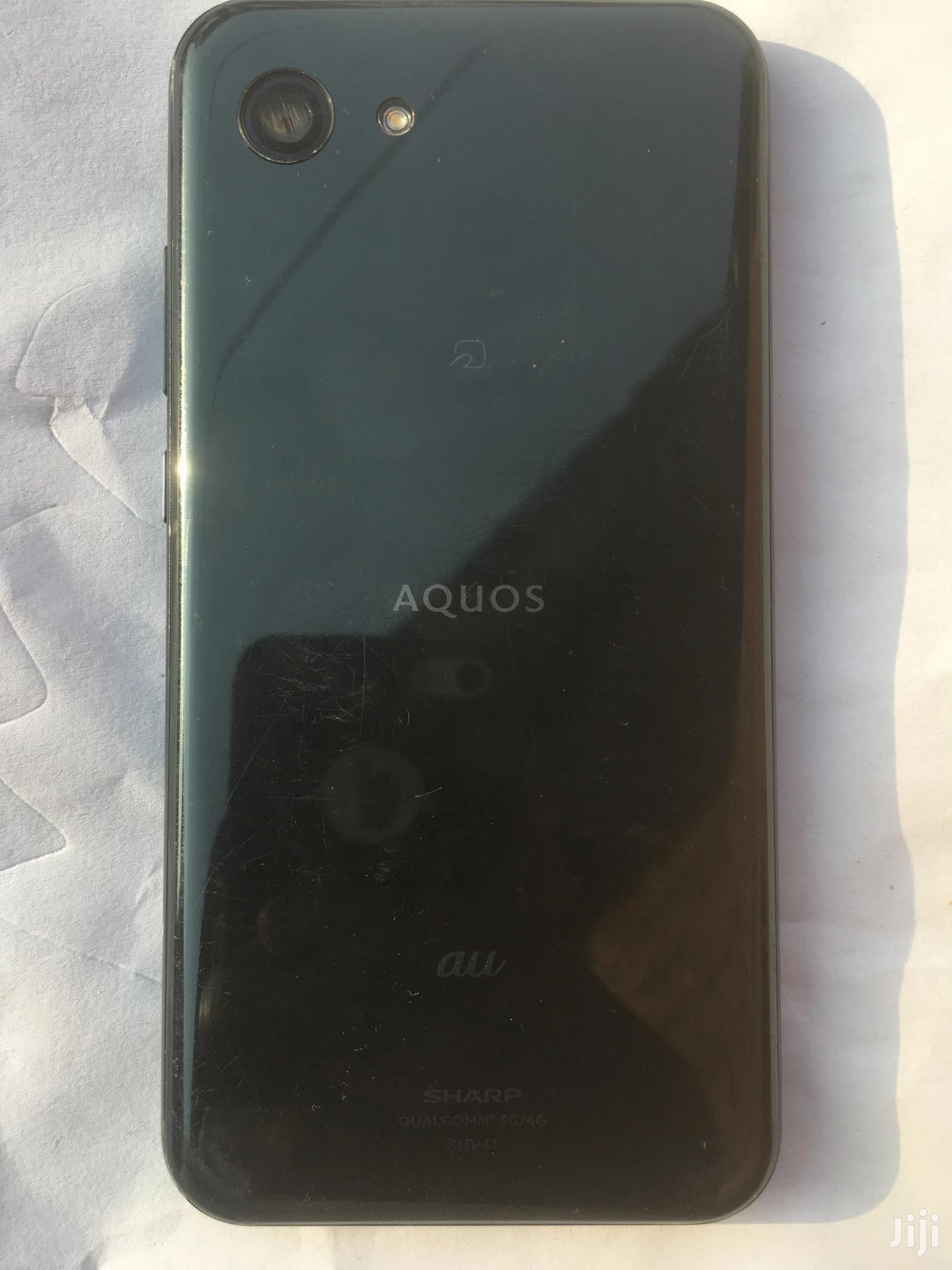 Sharp Aquos Xx 32 GB Black   Mobile Phones for sale in Kampala, Central Region, Uganda