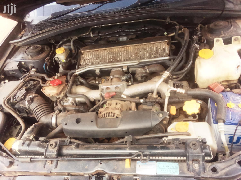 Subaru Forester 2003 Black   Cars for sale in Kampala, Central Region, Uganda