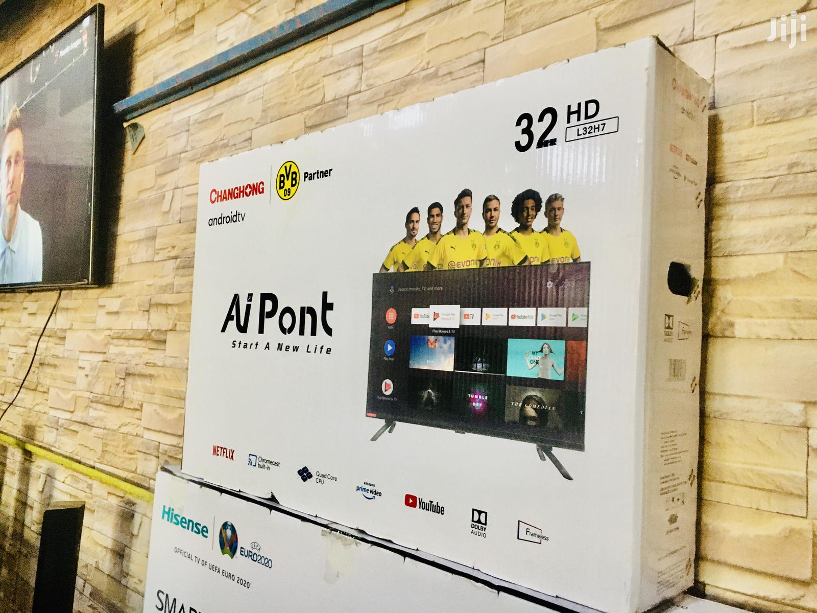Changhong 32 Smart Android Tv | TV & DVD Equipment for sale in Kampala, Central Region, Uganda