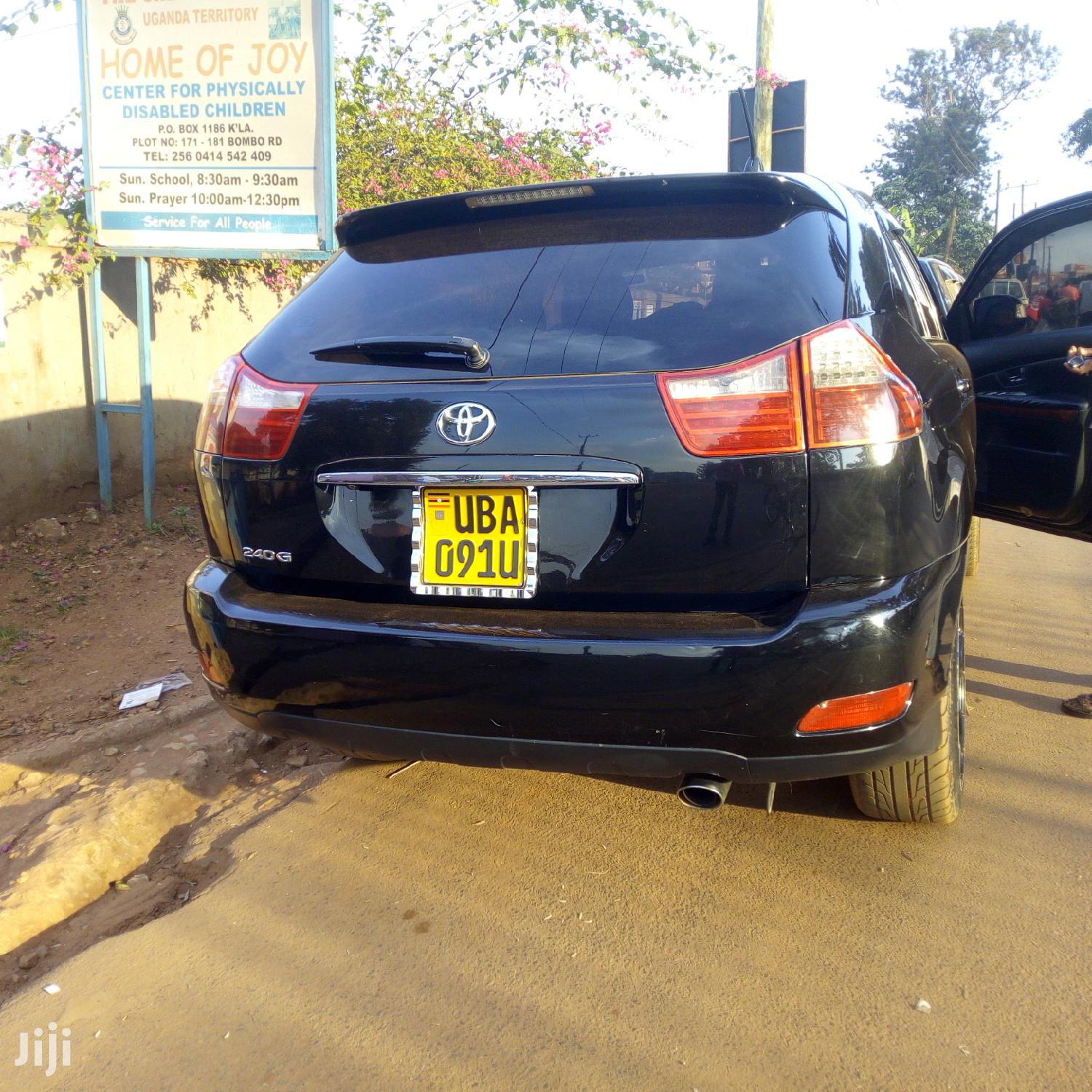 Toyota Harrier 2005 Black | Cars for sale in Kampala, Central Region, Uganda