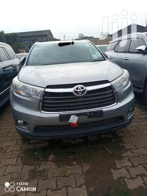 Toyota Kluger 2016 Silver | Cars for sale in Central Region, Kampala