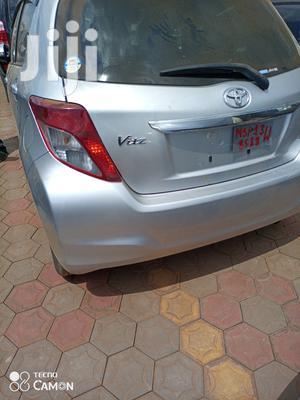 Toyota Vitz 2011 Silver   Cars for sale in Central Region, Kampala
