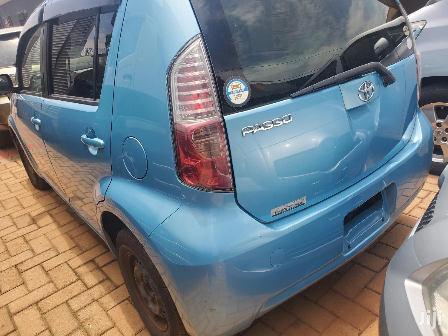 Toyota Passo 2007 Blue | Cars for sale in Kampala, Central Region, Uganda