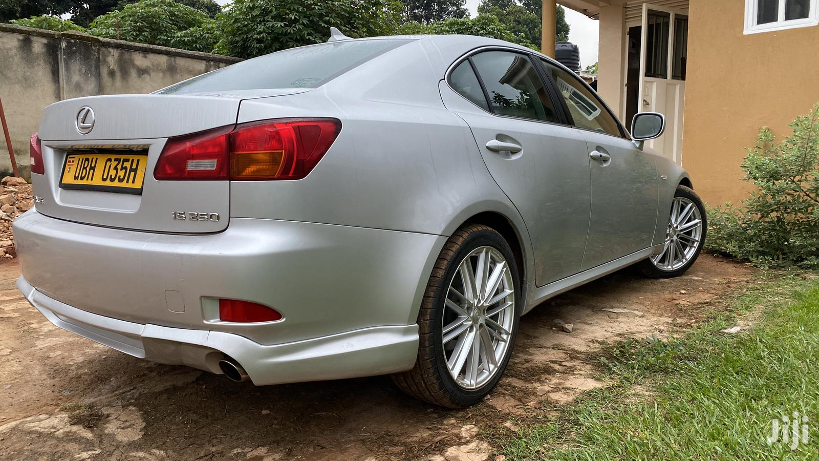 Lexus IS 2006 250 AWD Silver | Cars for sale in Kampala, Central Region, Uganda