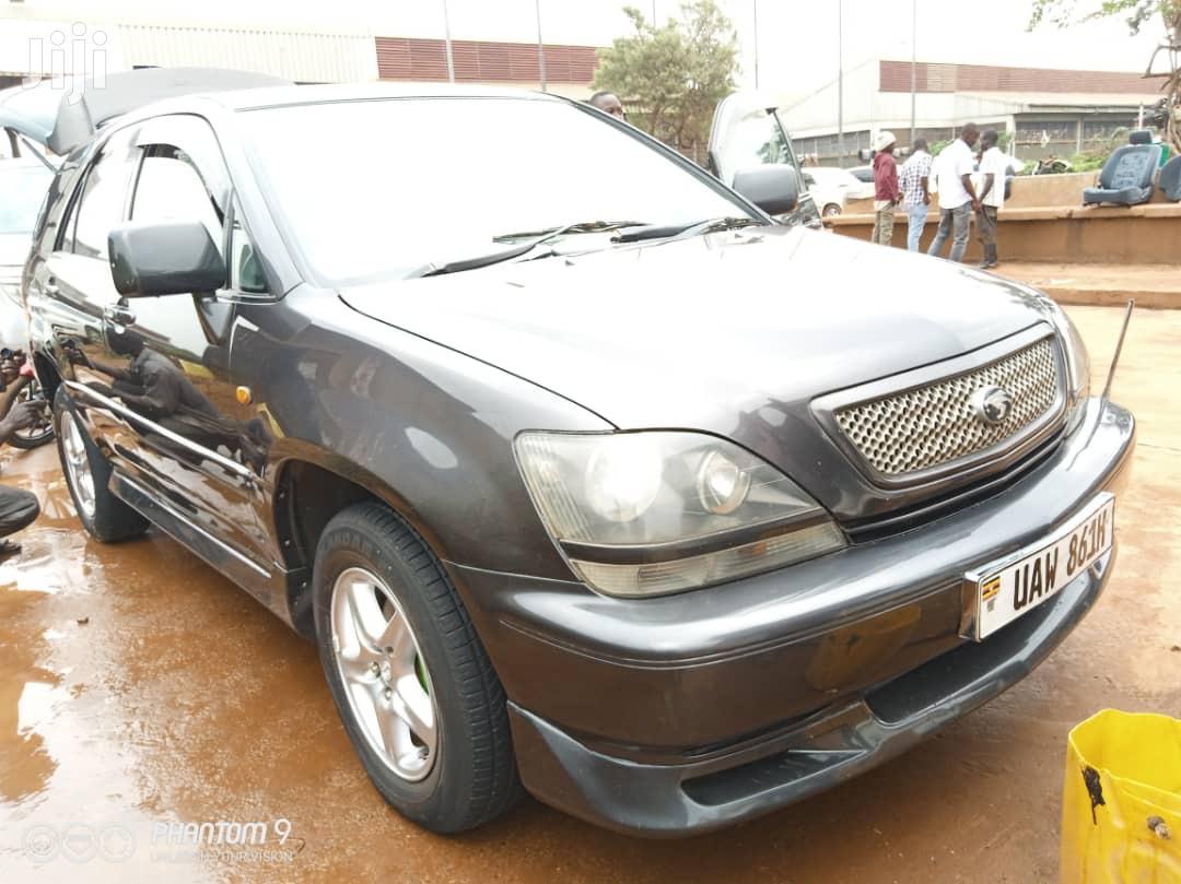 Toyota Harrier 2002 Gray | Cars for sale in Kampala, Central Region, Uganda