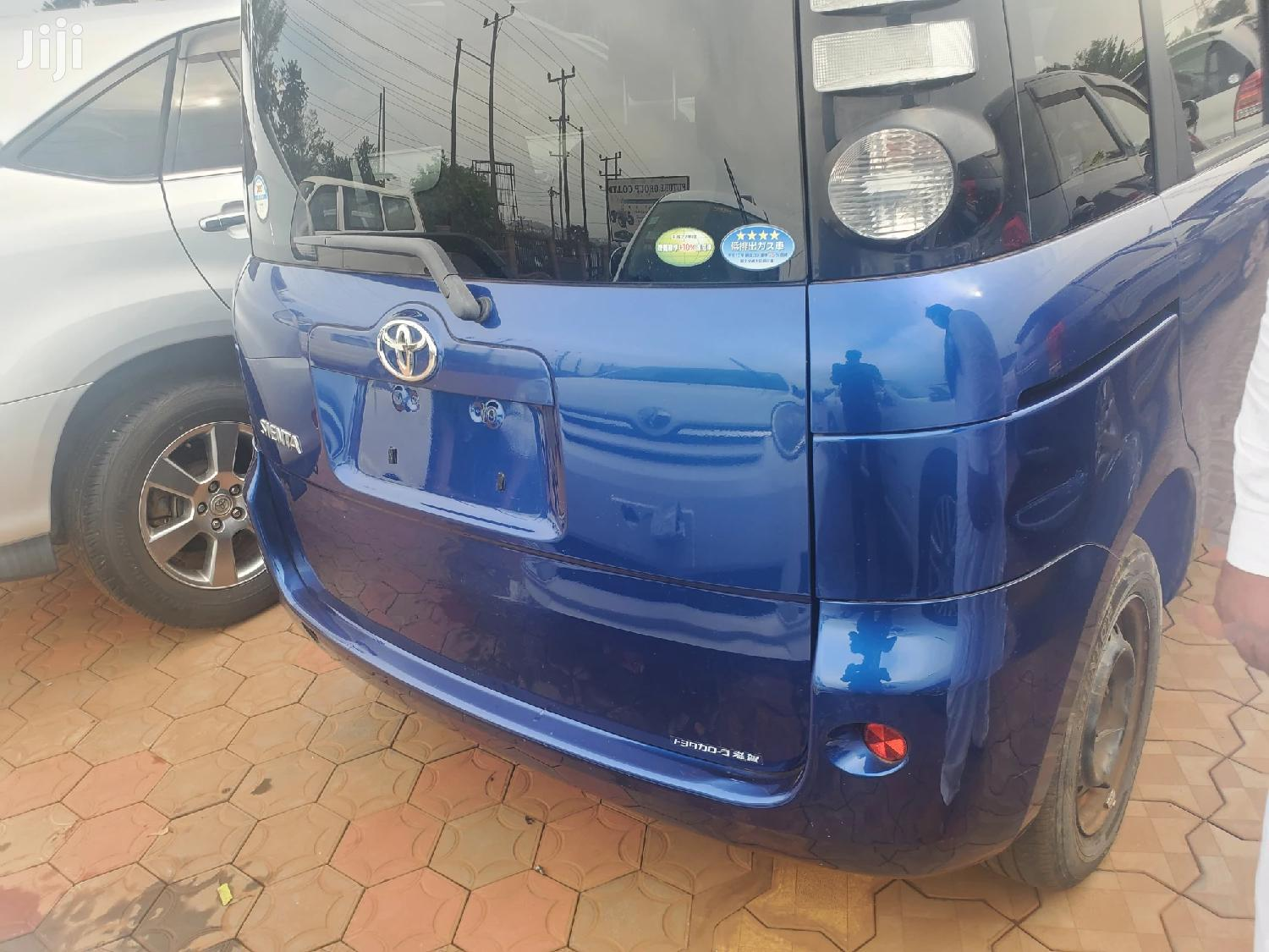 Toyota Sienta 2007 Blue | Cars for sale in Kampala, Central Region, Uganda