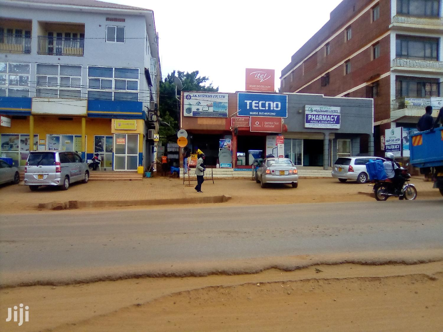 Commercial Building Available For Sale In Mukono Town