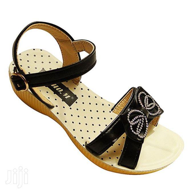 Generic Buckle Designer Girls Shoes