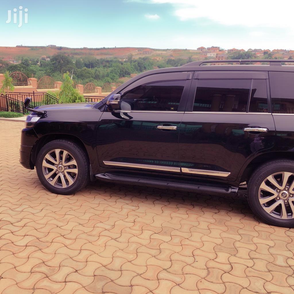 Toyota Land Cruiser 2017 Black | Cars for sale in Kampala, Central Region, Uganda