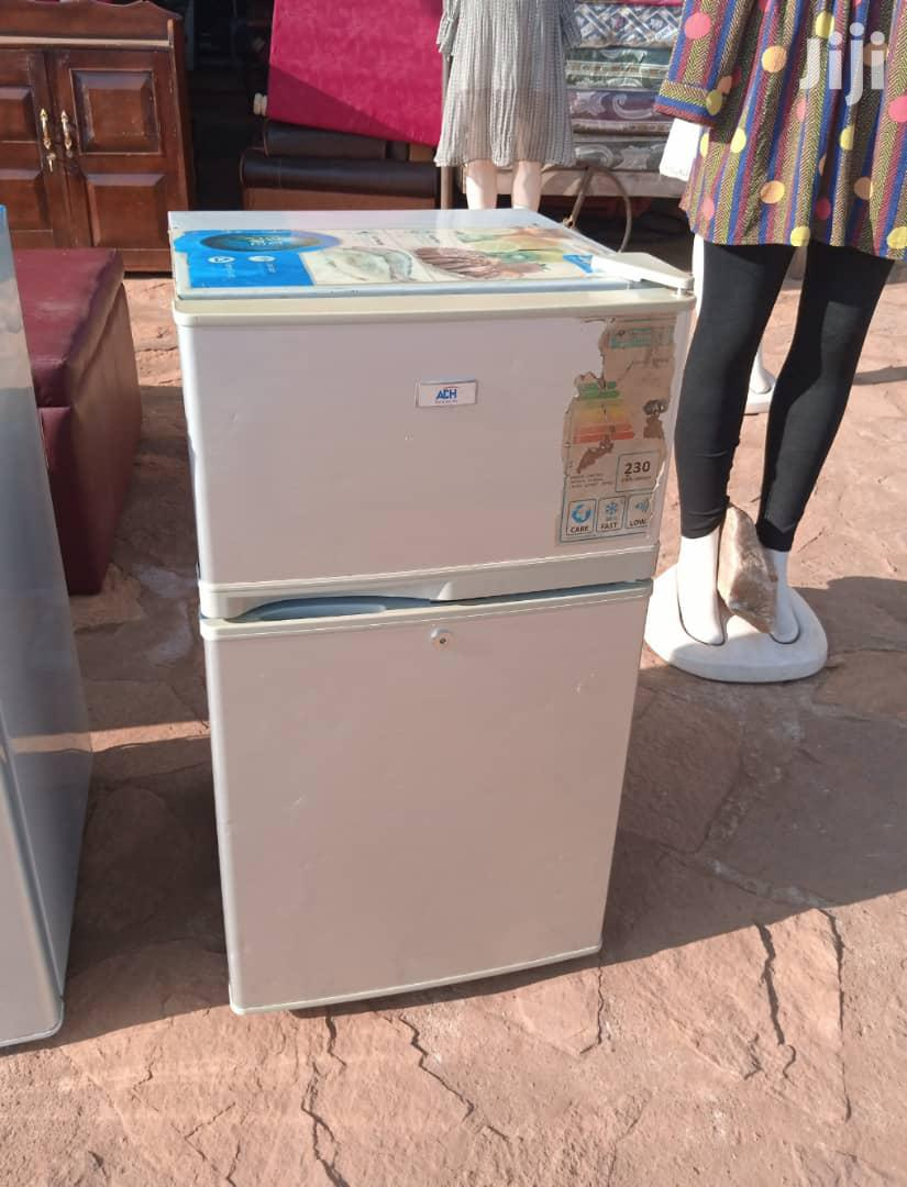 Used ADH Double Door Fridge