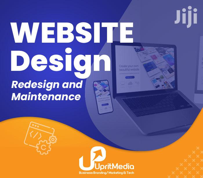 Get a Website or Website Redesign for Your Company