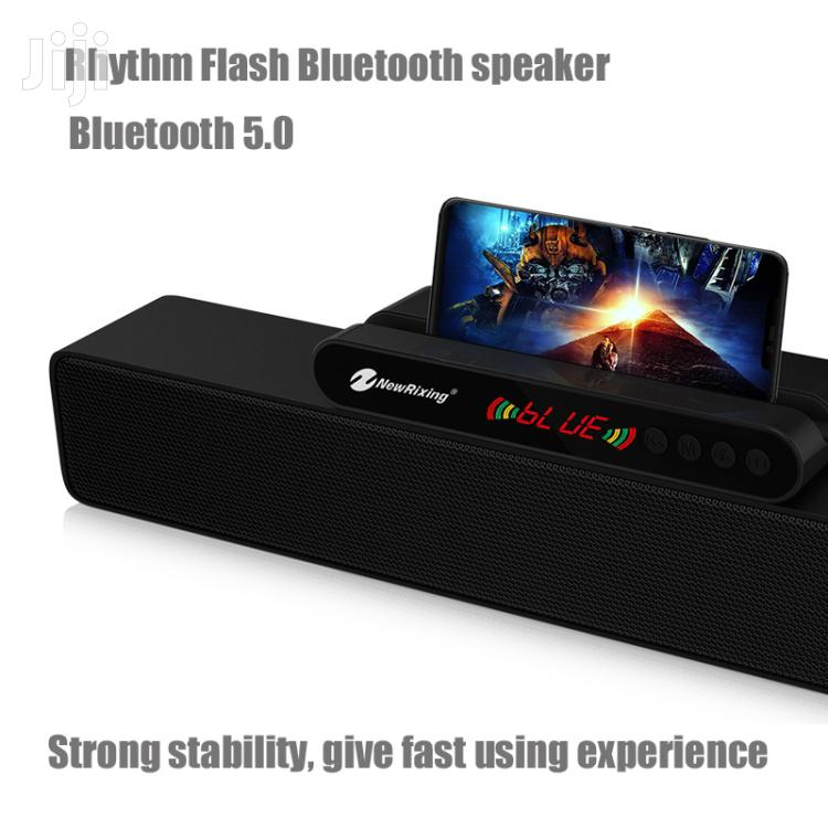 Newrixing NR5017 LED Bluetooth Portable Speaker | Audio & Music Equipment for sale in Kampala, Central Region, Uganda