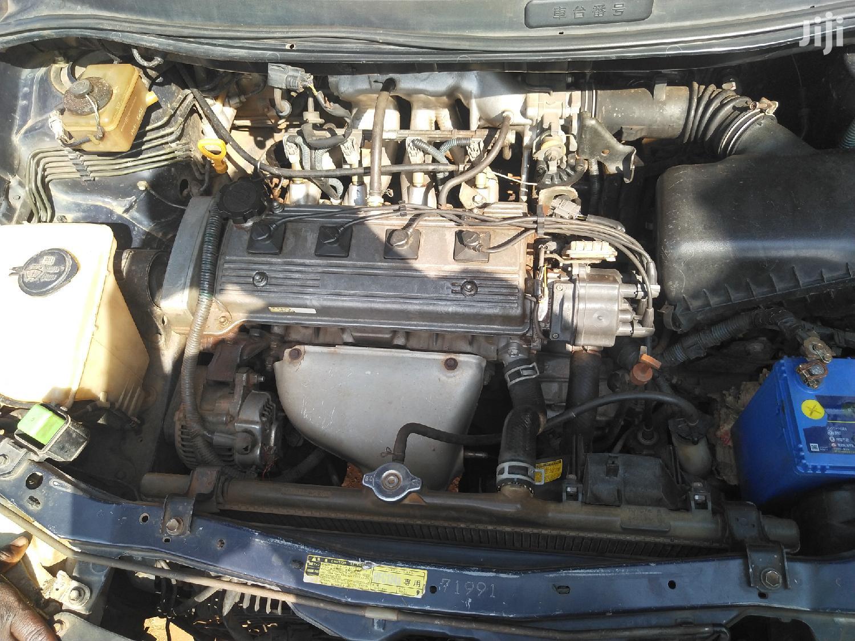 Archive: Toyota Spacio 1999 Blue