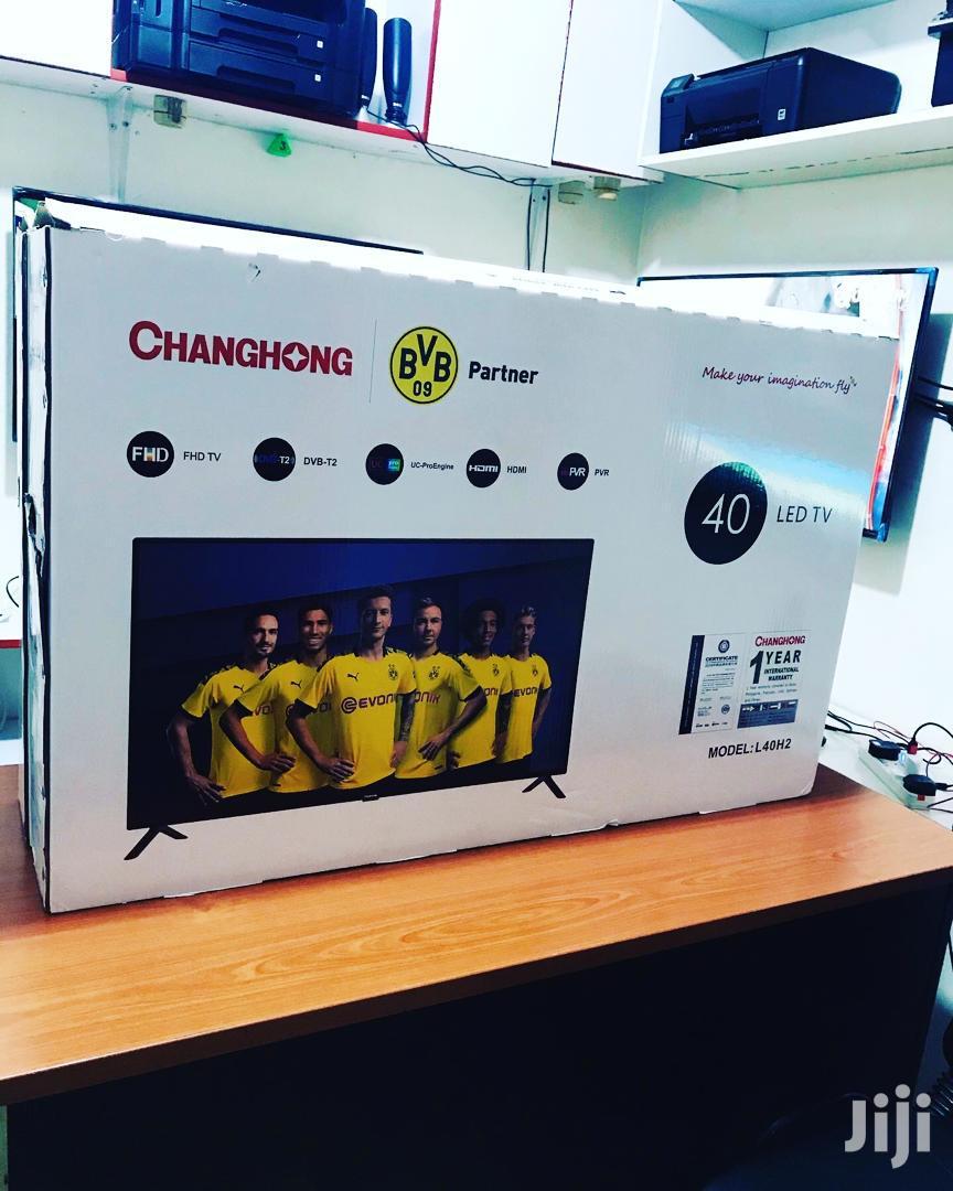 Changhong Digital Flat Screen TV 40 Inches