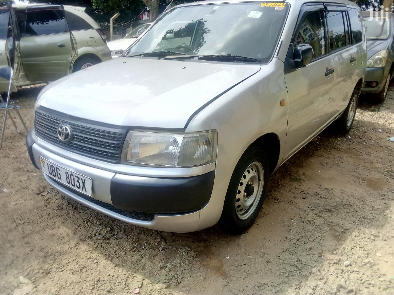 Archive: Toyota Probox 2004 Silver