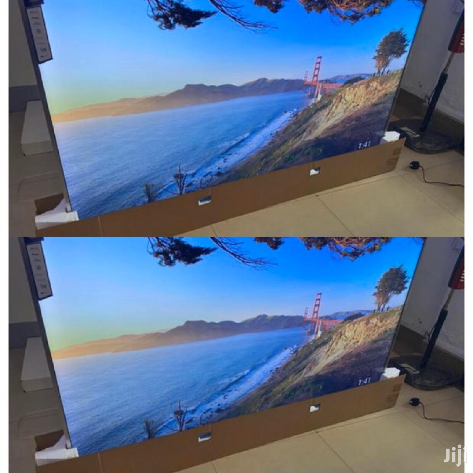 Changhong 55 Inch 4K Smart Android Frameless