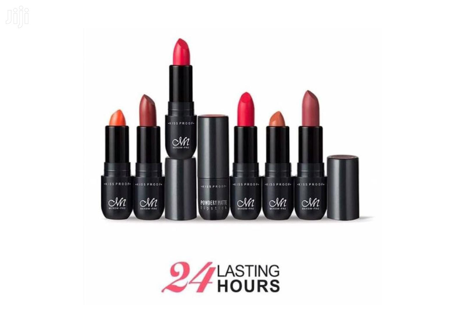 Special Offer - Long Lasting Matte Lipsticks - By Menow