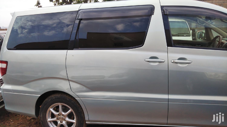 Toyota Alphard 2003 Silver   Cars for sale in Kampala, Central Region, Uganda