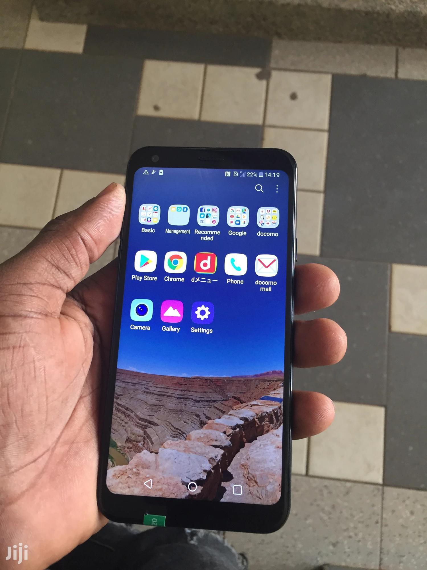Mobile Phone 64 GB Black