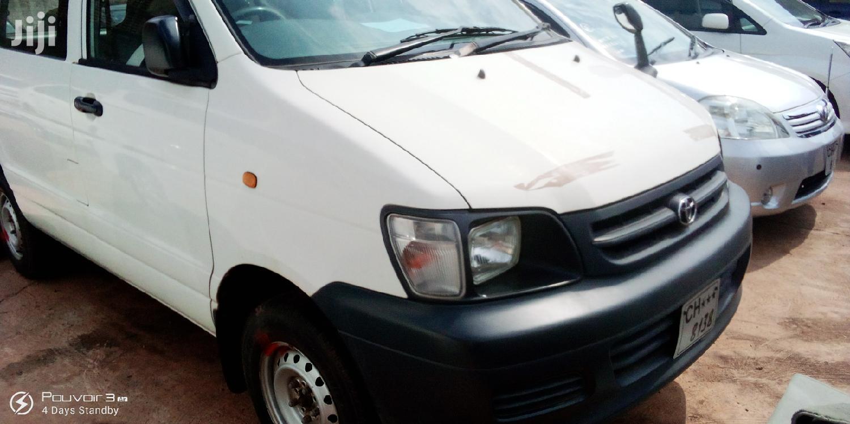 Archive: Toyota Noah 2007 White