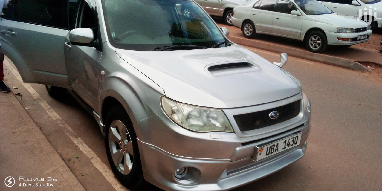 Subaru Forester 2008 Silver
