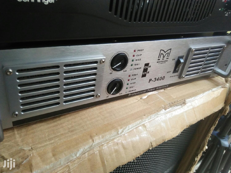 Martin Audio Amplifier | Audio & Music Equipment for sale in Kampala, Central Region, Uganda
