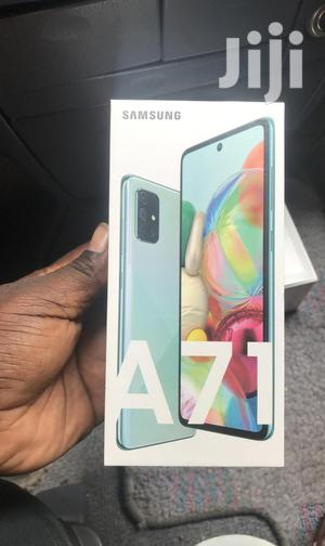 New Samsung Galaxy A71 128 GB Black   Mobile Phones for sale in Central Region, Kampala
