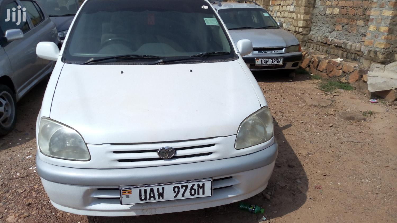 Toyota Raum 1999 White | Cars for sale in Kampala, Central Region, Uganda