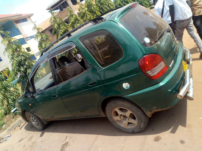 Toyota Spacio 2003 Green